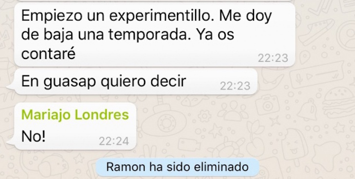 Chat para conocer gente opiniones relaxation
