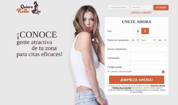 Apps citas online sexo lo terminacion