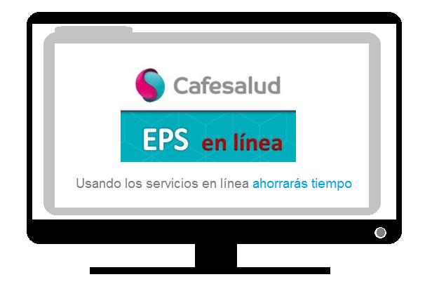 Cafesalud eps citas online hosped