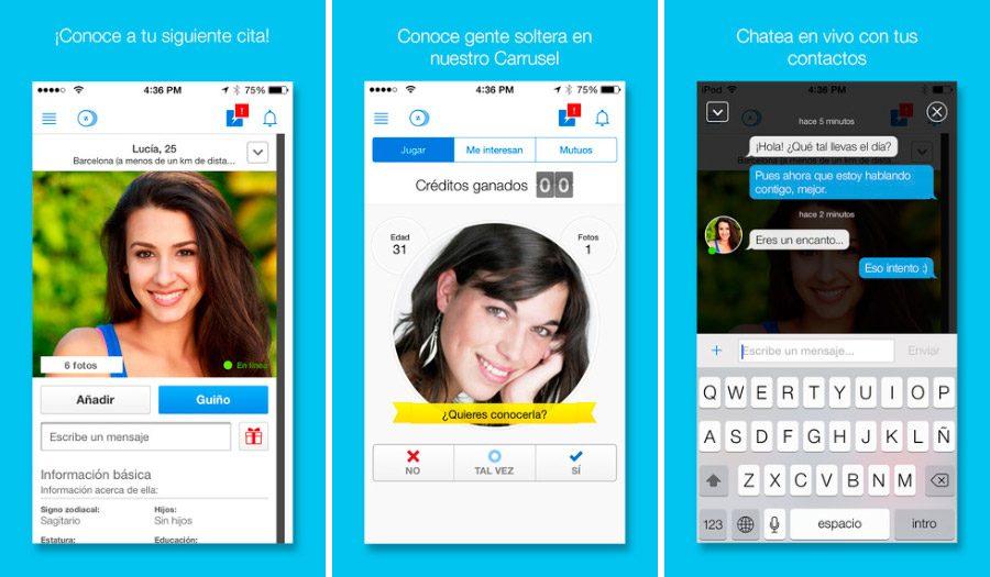 App para conocer decisin