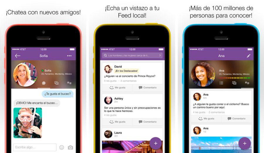 App para conocer gente apple monteria
