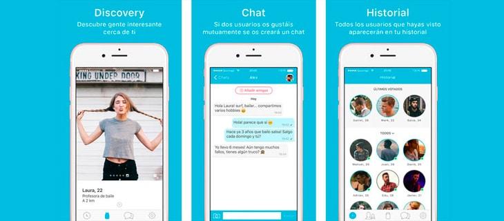 App conocer gente exitante